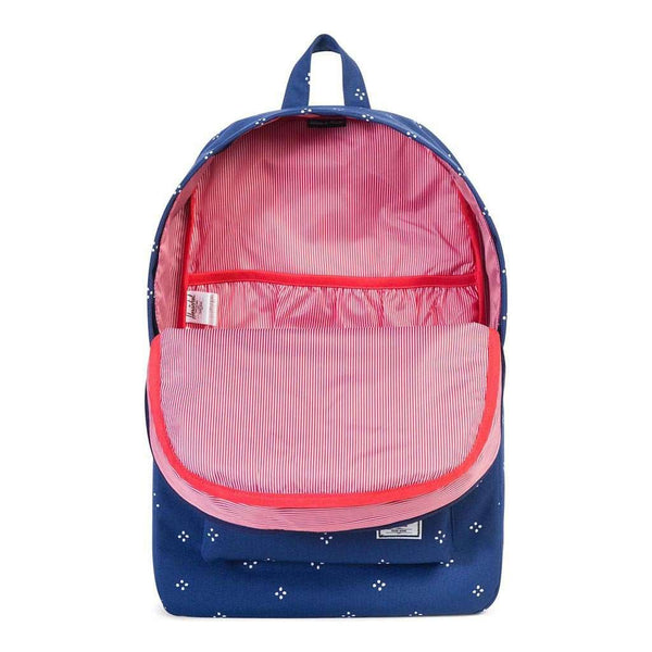 Heritage Backpack in Focus and Twilight Blue by Herschel Supply Co.