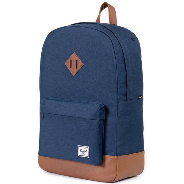 Bags - Heritage Backpack In Navy By Herschel Supply Co.