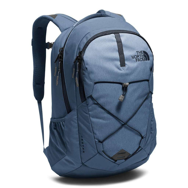 Bags - Jester Backpack In Shady Blue Heather/Urban Navy By The North Face