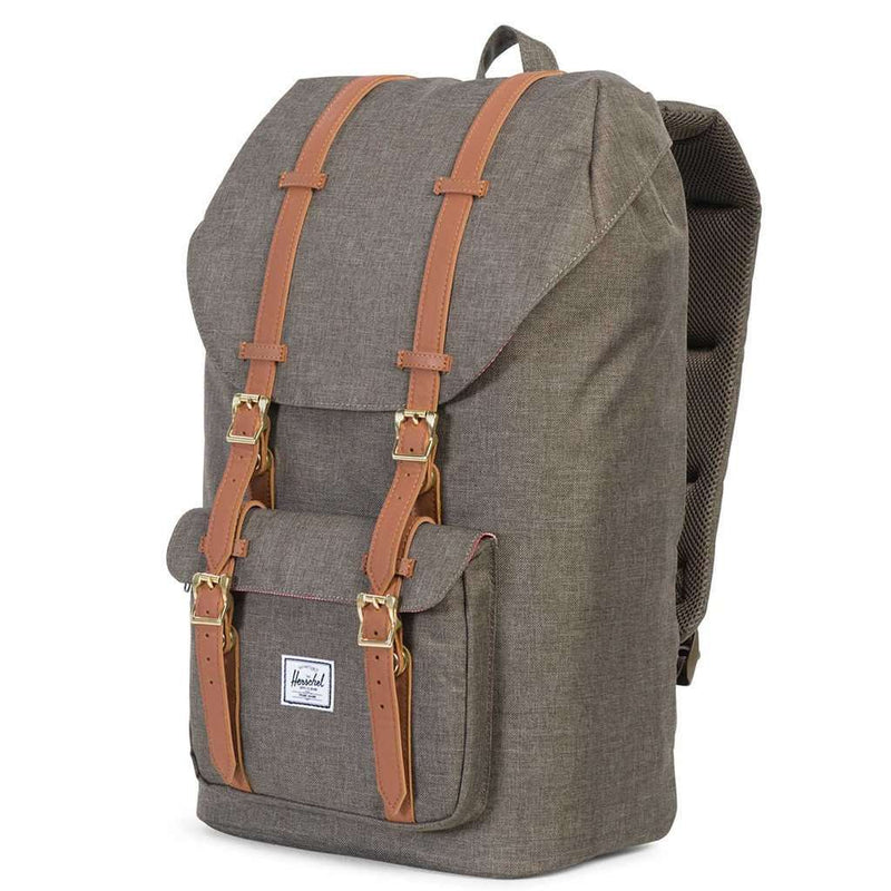 Little America Backpack in Canteen Crosshatch by Herschel Supply Co. - FINAL SALE