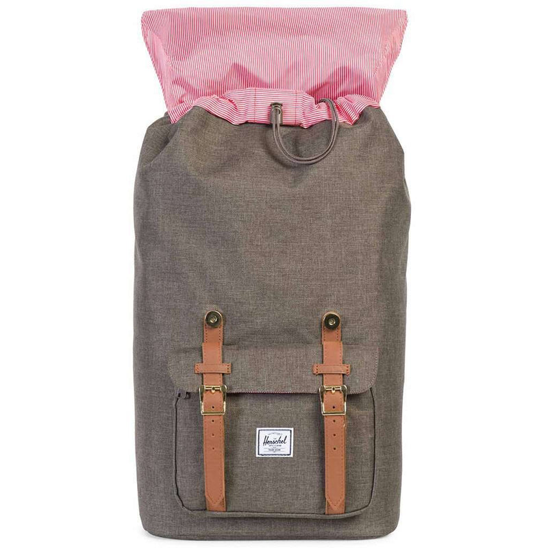 Bags - Little America Backpack In Canteen Crosshatch By Herschel Supply Co. - FINAL SALE