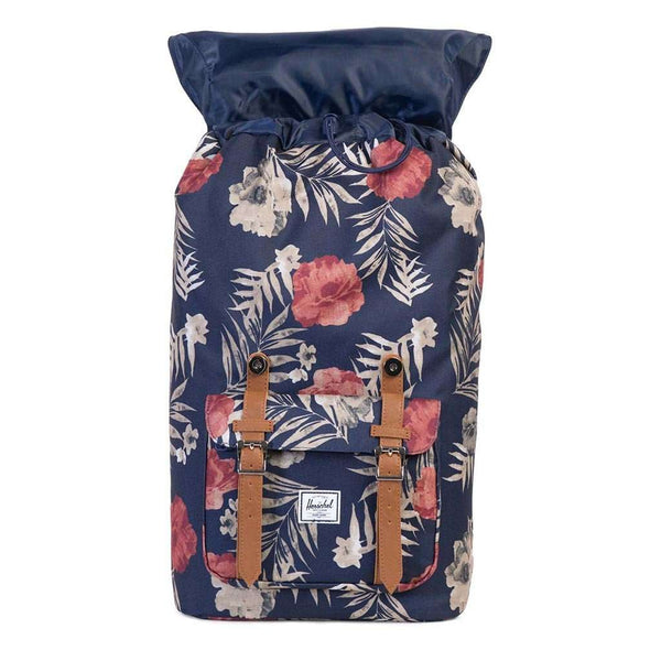Little America Backpack in Peacoat Floria by Herschel Supply Co.