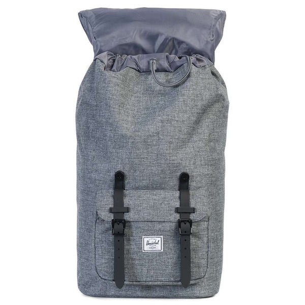 Little America Backpack in Raven Crosshatch by Herschel Supply Co. - FINAL SALE