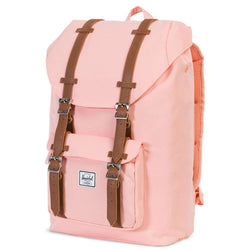 Bags - Little America Mid Volume Backpack In Apricot Blush By Herschel Supply Co.