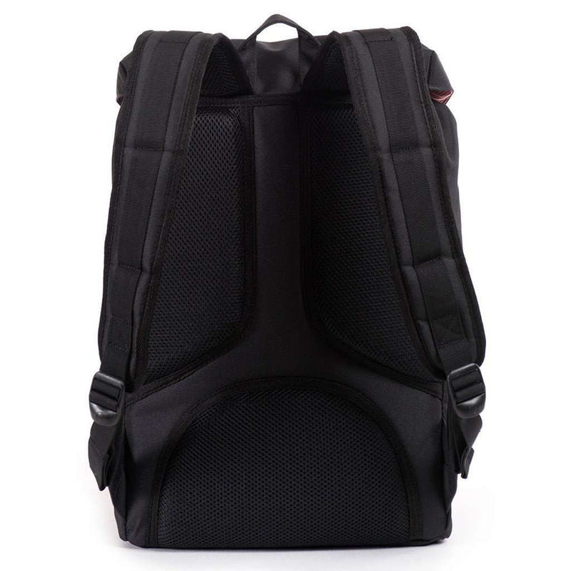 Bags - Little America Mid Volume Backpack In Black By Herschel Supply Co.