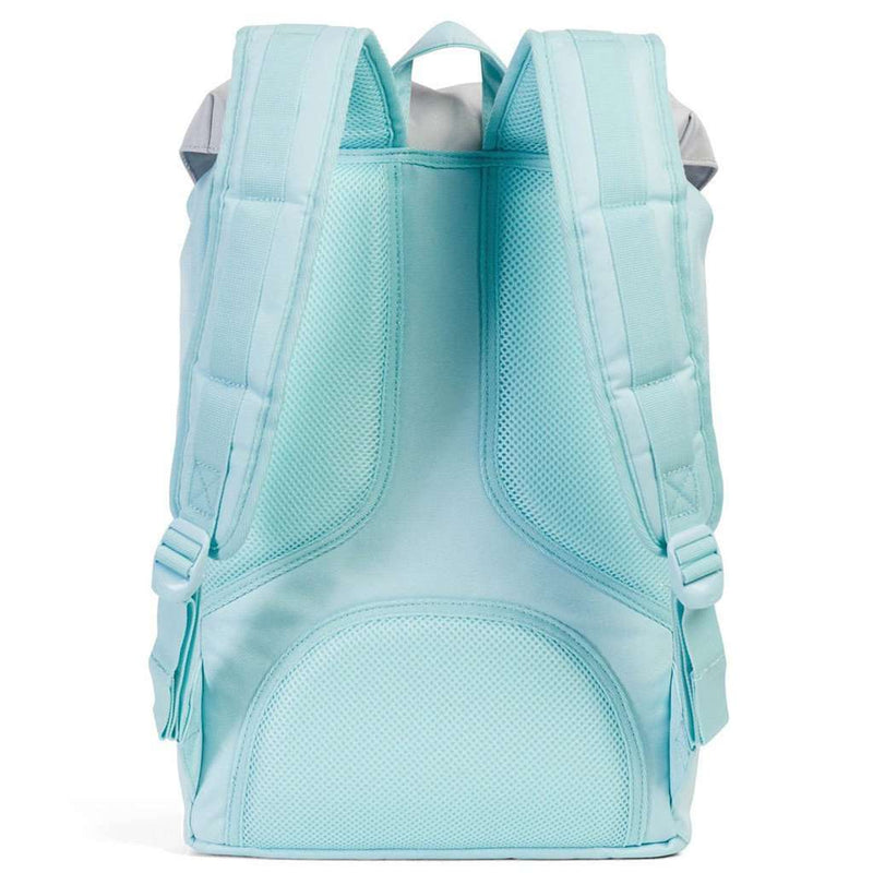 Little America Mid Volume Backpack in Blue Tint and Glacier Grey by Herschel Supply Co.