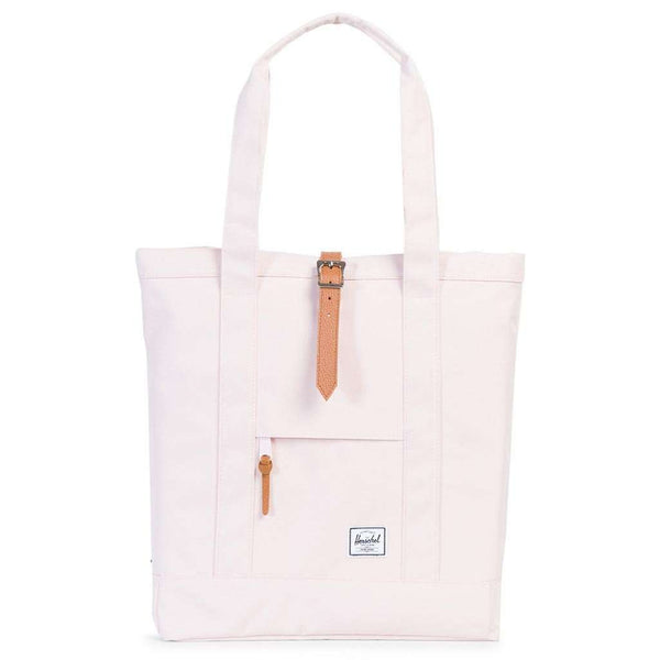 Market Tote in Cloud Pink by Herschel Supply Co.