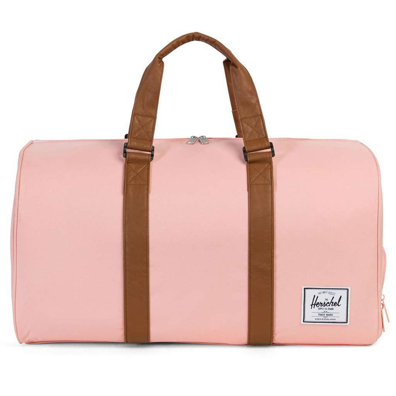 ef1d254bd9 Herschel Supply Co. Novel Duffle Bag in Apricot Blush – Country Club ...