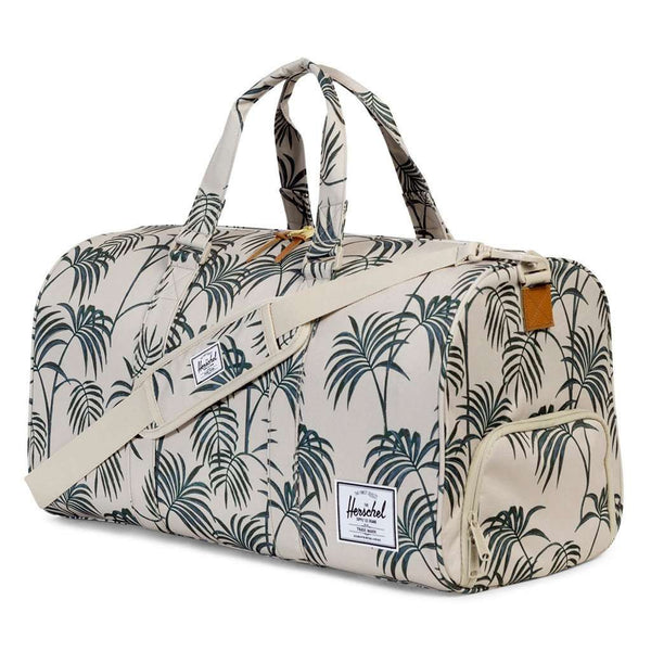 Novel Duffle Bag in Pelican Palm by Herschel Supply Co.
