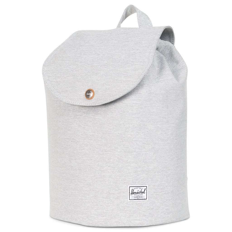 Reid Backpack in Light Grey Crosshatch by Herschel Supply Co. - FINAL SALE