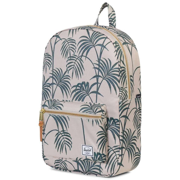Settlement Mid Volume Backpack in Pelican Palm by Herschel Supply Co.
