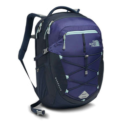 Women's Borealis Backpack Bright Navy and Urban Navy Heather by The North Face