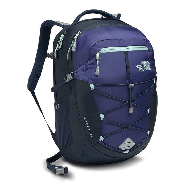 Bags - Women's Borealis Backpack Bright Navy And Urban Navy Heather By The North Face