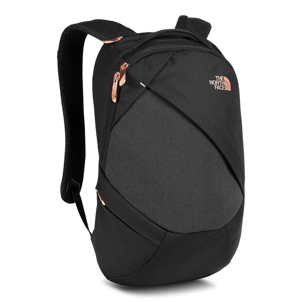 7eec08cb4 The North Face Women's Electra Backpack in Black and Rose Gold ...