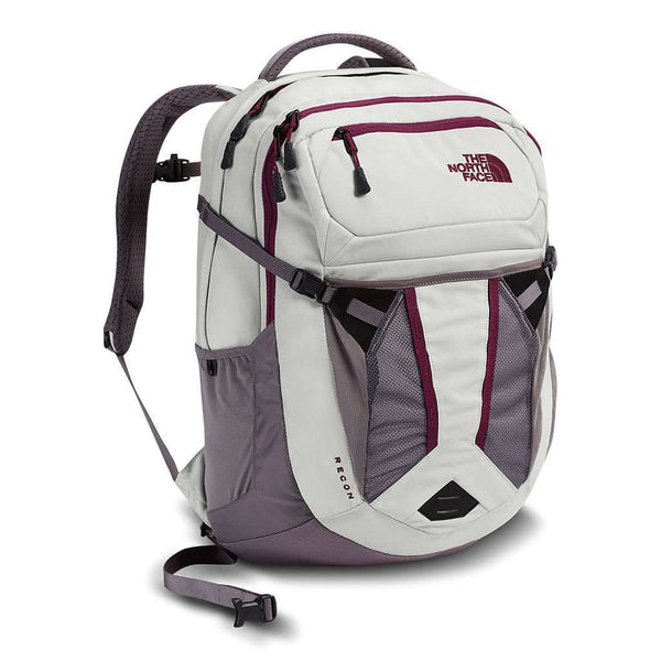 The North Face Women s Recon Backpack in Vaporous Grey Light Heather –  Country Club Prep e845be2b00e6