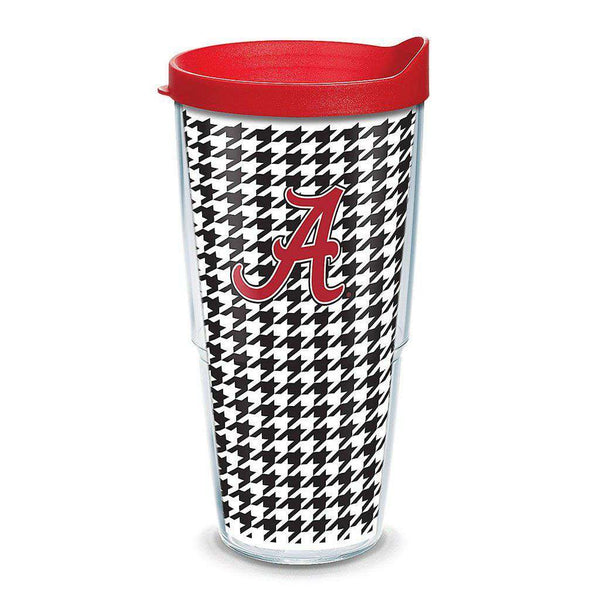 Alabama Crimson Tide Houndstooth 24oz. Tumbler by Tervis