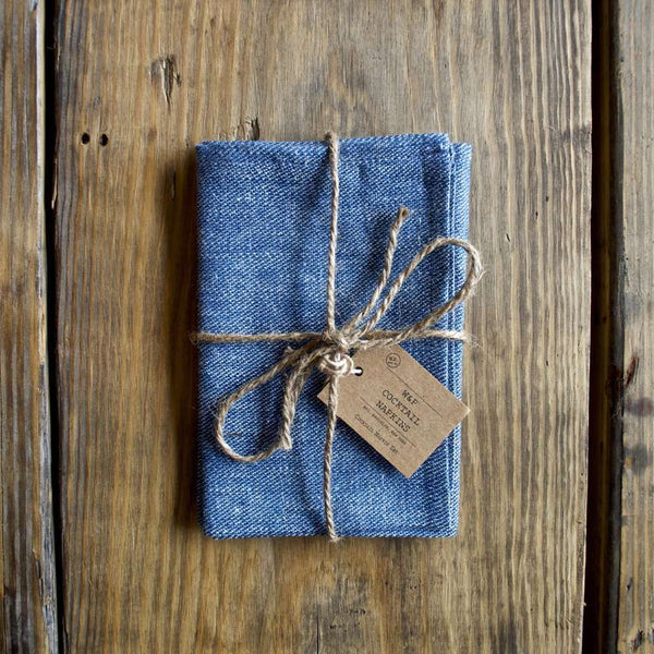 Linen Cocktail Napkins by W&P Design - Country Club Prep