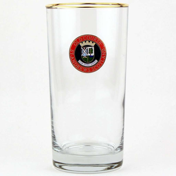 Bar & Glassware - Scottish High Ball Glasses By Richard E Bishop