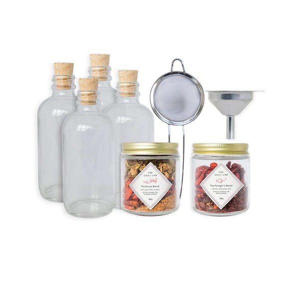 The Homemade Hot Sauce Kit by W&P Design - FINAL SALE