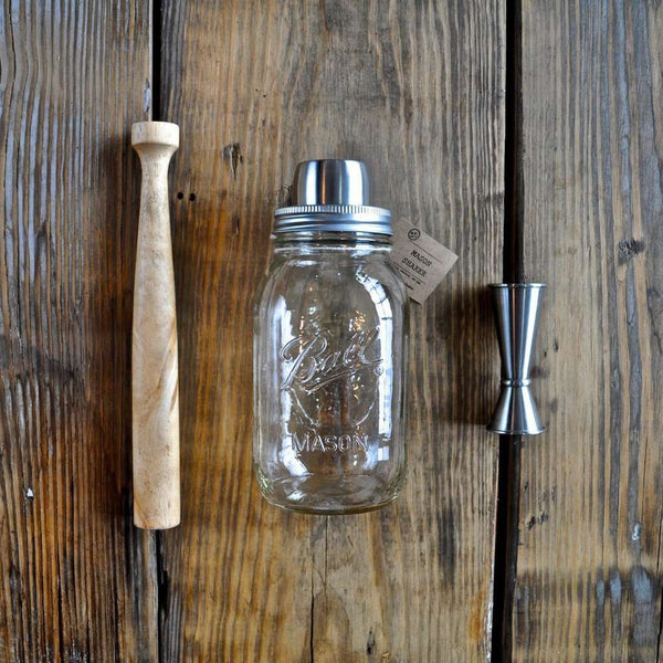 The Mason Shaker Gift Set by W&P Design - Country Club Prep