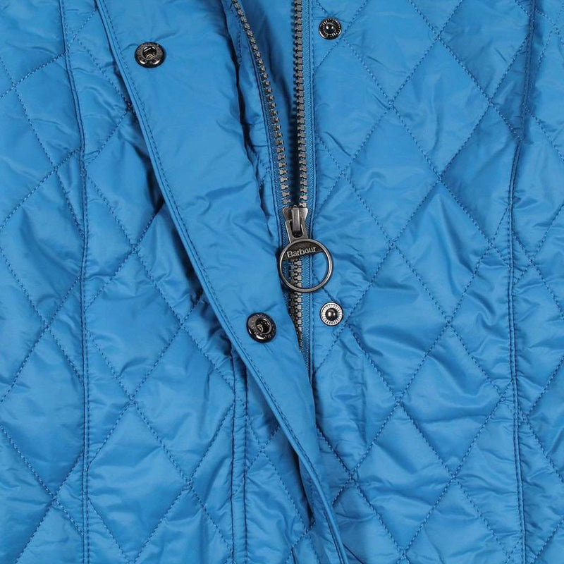 Flyweight Cavalry Quilted Gilet in Beachcomber by Barbour - FINAL SALE