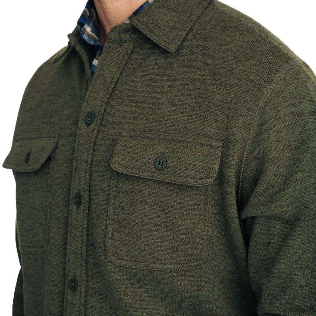 Benjies Shacket by Southern Tide