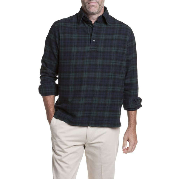 Country Club Prep Blackwatch Plaid / S
