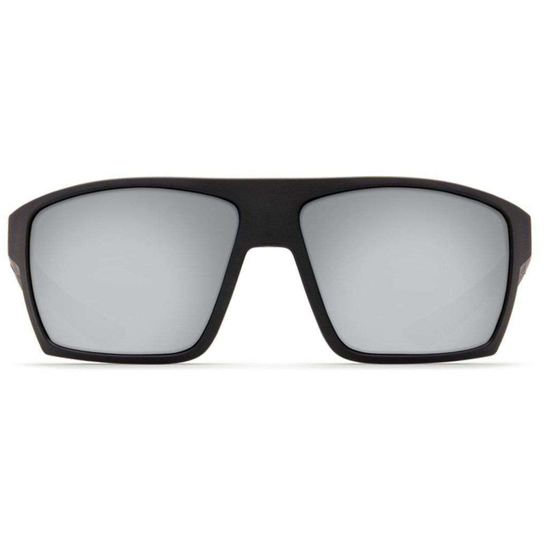278ea6d802 Costa del Mar Bloke Sunglasses in Matte Black   Matte Gray with Gray  Polarized Glass Lenses