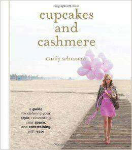 Cupcakes and Cashmere Hardcover by Emily Schuman