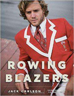 Books - Rowing Blazers Hardcover By Jack Carlson - FINAL SALE