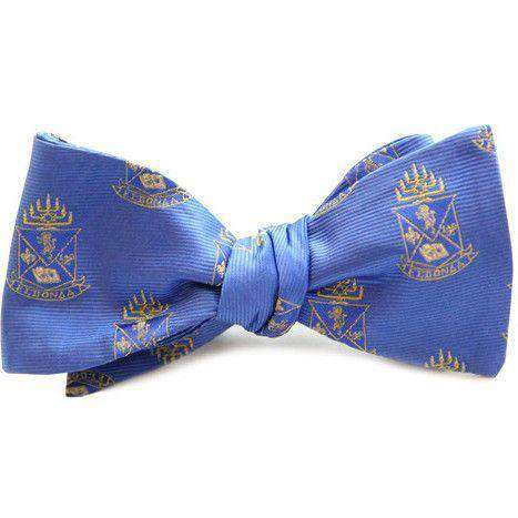 Bow Ties - Alpha Epsilon Bow Tie By Dogwood Black