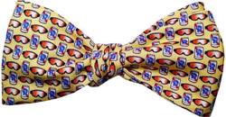 Bow Ties - Beer Goggles Bow Tie By Lazyjack Press