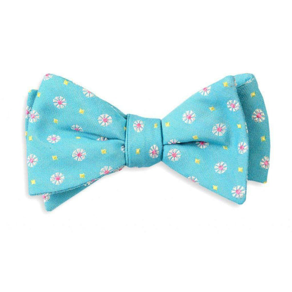 Bow Ties - Blue Avery Bow Tie By High Cotton