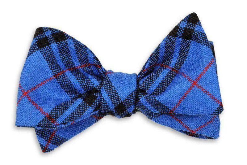Bow Ties - Boon Plaid Bow Tie By High Cotton