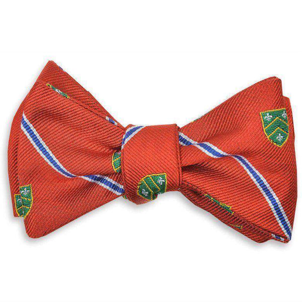 Caldwell Bow Tie in Orange by High Cotton - FINAL SALE