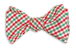 Bow Ties - ChristmasTattersall Bow Tie By High Cotton