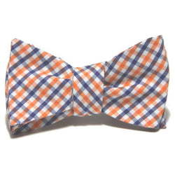 Bow Ties - Christopher Thomas Tattersall Beau By Starboard Clothing Co. - FINAL SALE