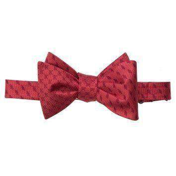 Bow Ties - Croquet Bow Tie By Southern Proper