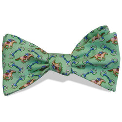 Bow Ties - Derby Dreams Bow Tie In Mint By Bird Dog Bay