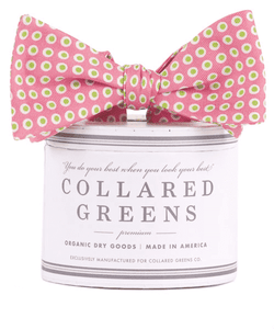 Bow Ties - Henry's Bow In Pink By Collared Greens