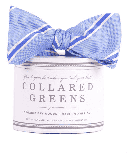 Bow Ties - James Bow In Blue By Collared Greens