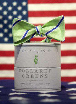 Bow Ties - James Bow In Green By Collared Greens