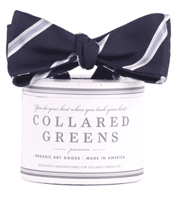 Bow Ties - James Bow In Navy By Collared Greens