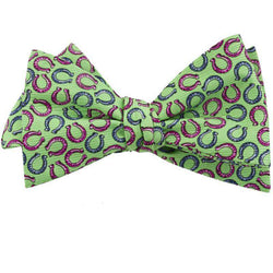 Bow Ties - Lucky Bow Tie In Green By Southern Proper