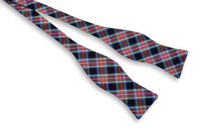 McMillan Tartan Bow Tie by High Cotton