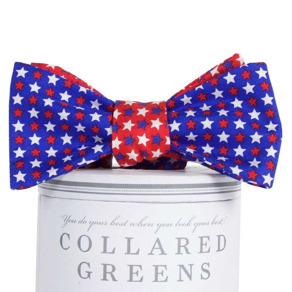 Murica Mixer Bow Tie by Collared Greens