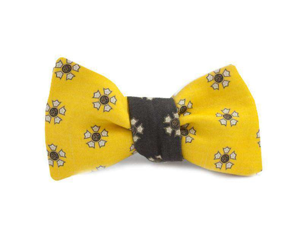 Bow Ties - Sigma Nu Reversible Bow Tie By Dogwood Black