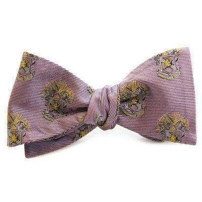 Sigma Pi Bow Tie in Lavender by Dogwood Black - FINAL SALE