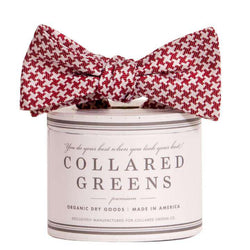 Bow Ties - The Gatsby Bow In Crimson By Collared Greens