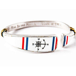 American Compass Bracelet by Kiel James Patrick
